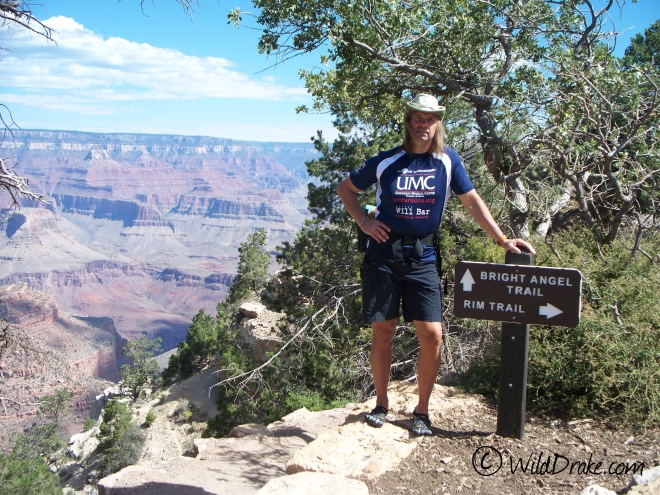 Bright Angel Trail / Rim Trail